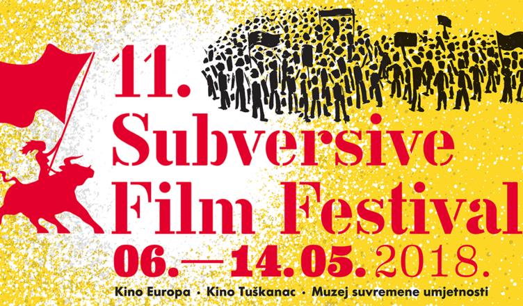 Subversive (Film) festival 2018: Više od 50 filmskih naslova, natjecateljski program i bogat popratni program