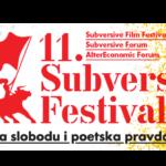 Subversive Festival volunteers needed