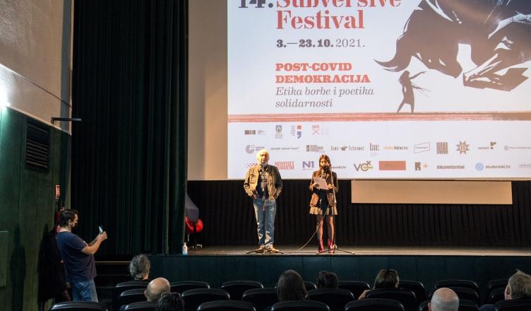 Sloboda kao neprestana borba: Otvoren 14. Subversive Festival